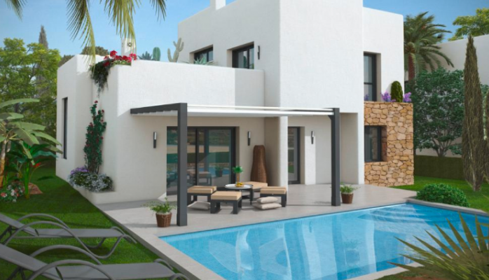 Buy New Detached Villa in Quesada, Costa Blanca
