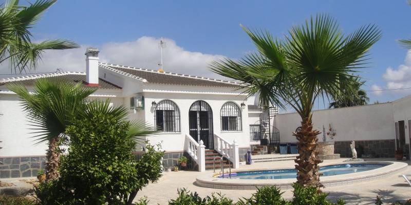 Resale Finca to Buy in Los Montesinos Costa Blanca South