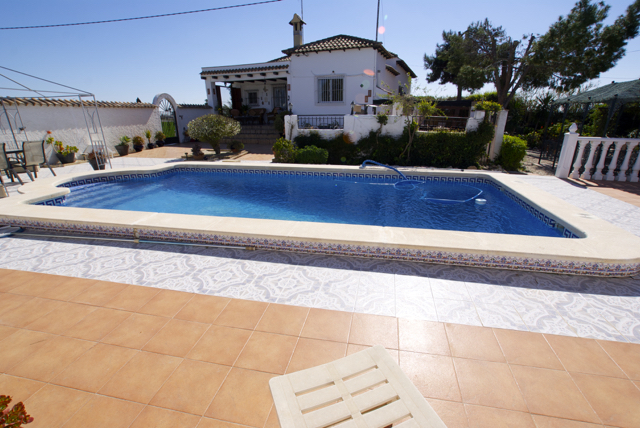 swimming pool - Finca/Country Property for sale in Rafal, Alicante