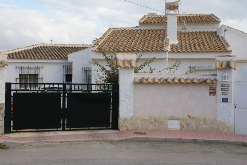 Resale - Detached Villa - Rojales - La Marquesa