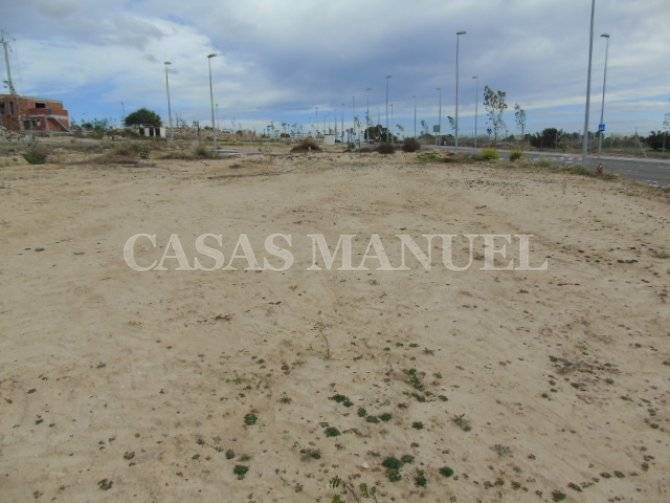 Resale - Plot - Benijofar