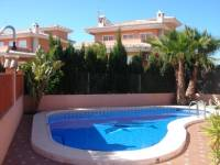 Resale - Detached Villa - La Manga