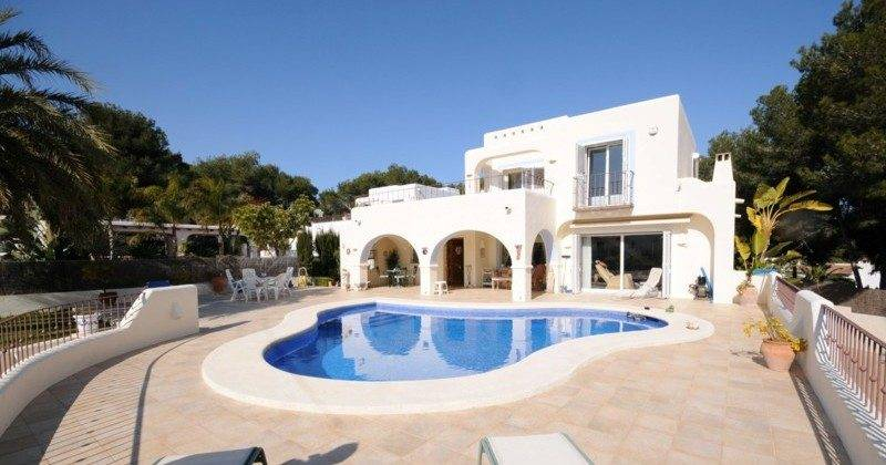 Resale - Detached Villa - Moraira