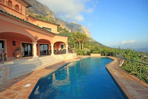 Resale - Detached Villa - Javea