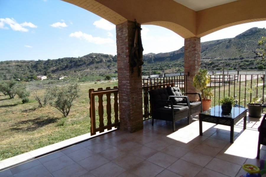 Resale - Country Property - Aspe - Zona Rural