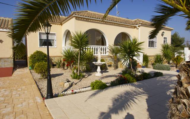 Detached Villa - Resale - Catral - Catral