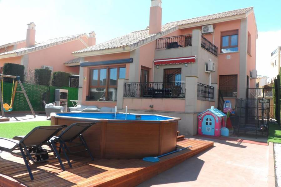 Resale - Link-Detached - Algorfa
