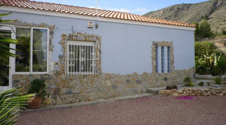Detached Villa - Resale - Hondon de las Nieves - Hondon de las Nieves