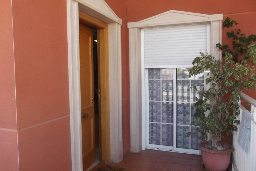 Resale - Apartment - Benijofar - Plaza
