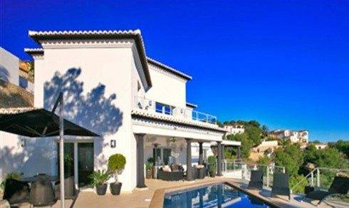 Detached Villa - Resale - Moraira - Moraira