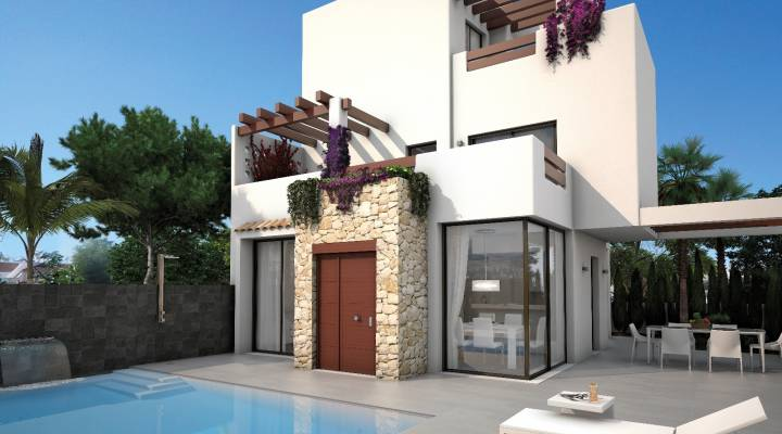 Detached Villa - New - Ciudad Quesada - Rojales