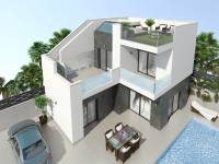 New - Detached Villa - Benijofar